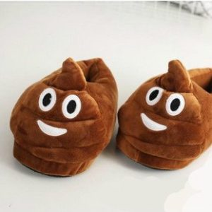 Cute-Emoji-Slippers-Poop-Slippers-Devel-Slippers-Heart-Eyes-Slippers-Winter-Plush-Indoor-Slippers-Free-Size-Poop-0