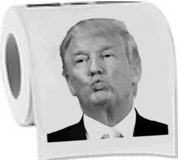 Donald-Trump-Toilet-Paper-Dump-with-Trump-Highly-Collectible-Novelty-Toilet-Paper-Made-In-The-USA-by-American-Art-Classics-Funny-for-Democrats-or-Republicans-Funniest-Political-Gift-of-2016-0-0