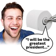 Donald-Trump-Toilet-Roll-Talker-Makes-Regular-Toilet-Paper-Talk-with-Trumps-REAL-VOICE-8-Hilarious-Sayings-Fun-Gag-Gift-for-Hillary-Trump-Fans-Bathroom-Joke-Gift-Funny-Gift-for-any-Holiday-0-2