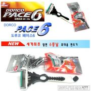 Dorco-6-Blade-PACE-6-Disposable-Razors-10pcs-1-pack-0-0