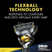 Gillette-Fusion-Proshield-Mens-Razor-with-Flexball-Handle-and-Razor-Blade-Refill-1-Handle-1-Blade-0-1