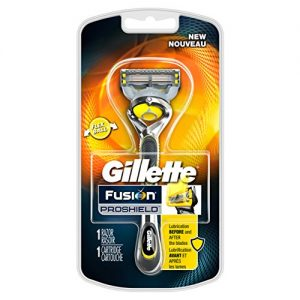 Gillette-Fusion-Proshield-Mens-Razor-with-Flexball-Handle-and-Razor-Blade-Refill-1-Handle-1-Blade-0