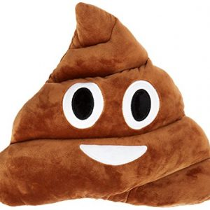 LinTimes-Oi-Emoji-Smiley-Emoticon-Cushion-Pillow-Stuffed-Plush-Toy-Doll-Poop-Face-0