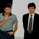Ilyumzhinov and chuck norris