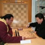 Ilyumzhinov with Steven Segall
