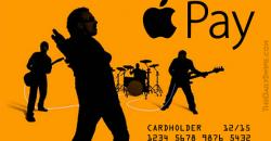 U2 Apple Pay