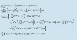 This is actually a version of the Einstein–Langevin Equation and is totally irrelevant to the topic.