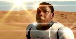 Star Wars Force Awakens Lens Flare