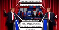 Fox/Google GOP Debate