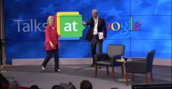 Eric Schmidt Points Hillary Toward the White House