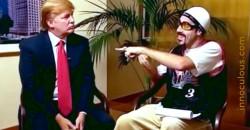 Donald Trump on Ali G