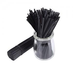 500pcs-5-Plastic-Black-Twist-Ties-0