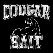 Cougar-Bait-Funny-Sex-MILF-Party-Stud-Distressed-Print-T-Shirt-Black-0-0