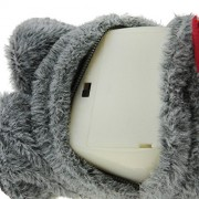 Greenery-Talking-Body-Waving-Plush-Electronic-Smart-Toys-Baby-Love-Repeating-Mimicry-Pet-Hamster-Mouse-Christmas-Gift-Grey-0-4