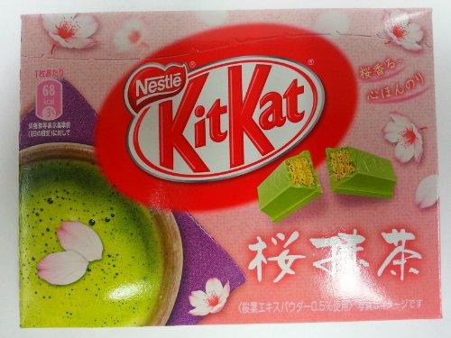 Japanese-Kit-Kat-Green-Tea-Sakura-Mini-123-G-0