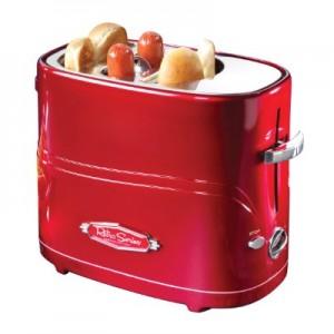 Nostalgia-Electrics-HDT600RETRORED-Retro-Series-Pop-Up-Hot-Dog-Toaster-0