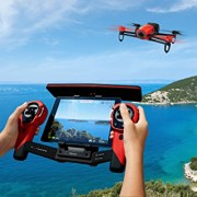 Parrot-Bebop-Quadcopter-Drone-with-Sky-Controller-Bundle-Red-0-7