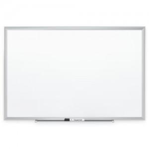 Quartet-Whiteboard-24-x-18-Inches-Silver-Aluminum-Frame-S531-0