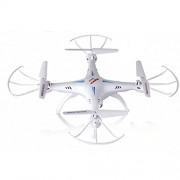 Syma-X5SW-4-Channel-Remote-Controlled-Quadcopter-with-HD-Camera-for-Real-Time-Video-Transmission-31-x-31-x-105cm-White-0-1