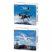Syma-X5SW-4-Channel-Remote-Controlled-Quadcopter-with-HD-Camera-for-Real-Time-Video-Transmission-31-x-31-x-105cm-White-0-7