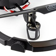 UDI-U818A-HD-24GHz-4-CH-6-AXIS-Headless-RC-Quadcopter-w-HD-Camera-Extra-Battery-and-Return-Home-Function-by-UDI-RC-0-4
