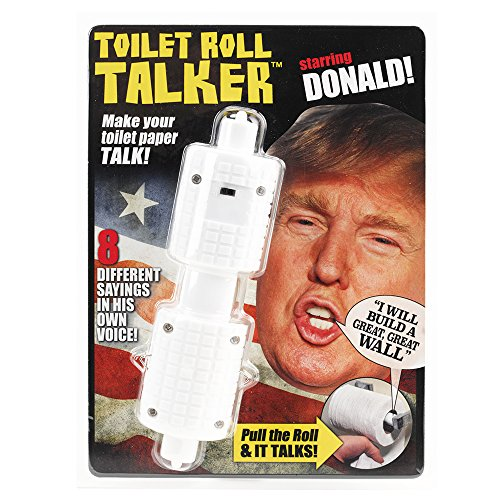 Donald-Trump-Toilet-Roll-Talker-Makes-Regular-Toilet-Paper-Talk-with-Trumps-REAL-VOICE-8-Hilarious-Sayings-Fun-Gag-Gift-for-Hillary-Trump-Fans-Bathroom-Joke-Gift-Funny-Gift-for-any-Holiday-0