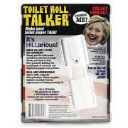 Hillary-Clinton-Toilet-Roll-Talker-Makes-Regular-Toilet-Paper-Laugh-with-Hillarys-REAL-VOICE-Hilarious-Gag-Gift-for-Hillary-Donald-Trump-Fans-Bathroom-Joke-Gift-Funny-Gift-for-any-Holiday-0-2