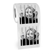 Hillary-For-Prison–Highly-Collectible-Novelty-Toilet-Paper-By-American-Art-Classics-Inc-Funny-for-Democrats-or-Republicans-Give-the-Gift-of-Laughter-Funniest-Political-Gift-of-2016-0-5